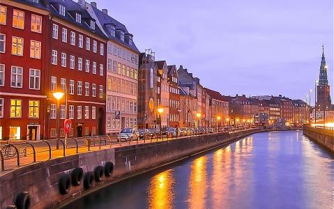 activity Croisière sur les canaux de Copenhague