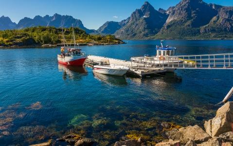 activity Découverte des villages de pêcheurs