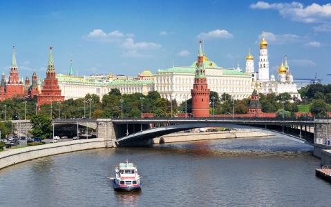 activity Déjeuner-croisière sur la Moskova