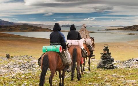 activity Excursion à cheval au mémorial de la reine Manduhai