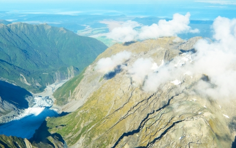 activity Exploration de Fox Glacier