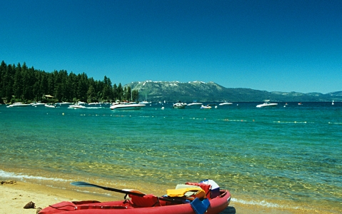 activity Faire du Kayak sur le Lake Tahoe Area