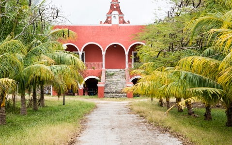 activity Hacienda Sotuta de Peon
