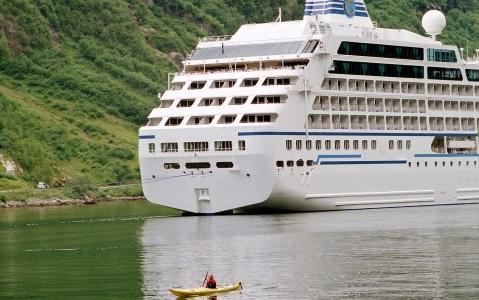 activity Kayak à Eidfjord