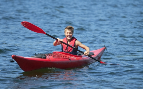 activity Kayak à Flam