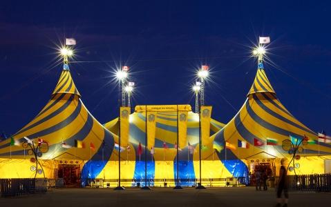 activity Le Cirque du Soleil