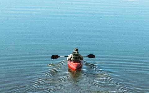 activity Le Geirangerfjord en Kayak !