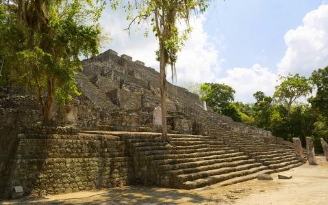 activity Le monde perdu de Calakmul