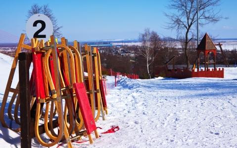 activity Luge sur le Parc de Kolomenskoe