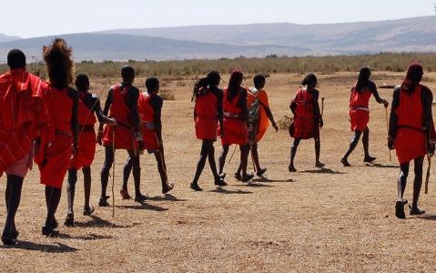 activity Marche avec les Masais au Lac Natron