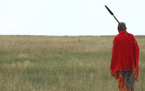 activity Marche Kiloki avec les Masais, coucher de soleil sur Olduvai