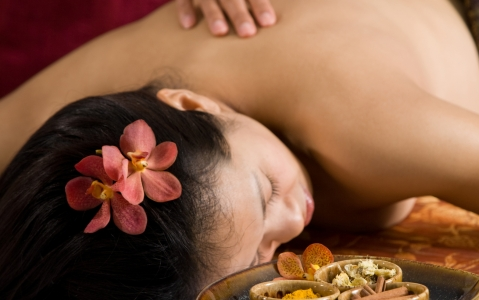 activity Massage Thaï traditionnel