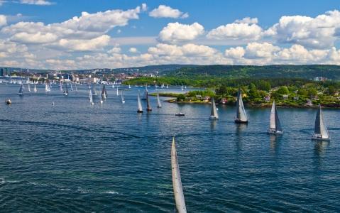 activity Mini-croisière sur le fjord d'Oslo