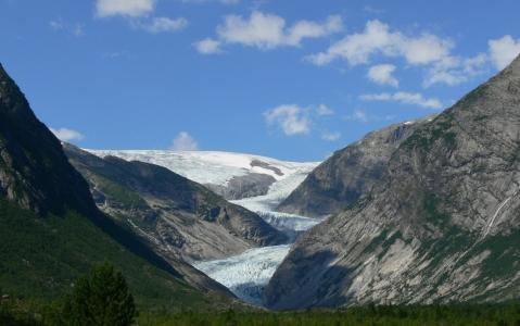 activity Mini Trekking sur le glacier de Jostedalsbreen