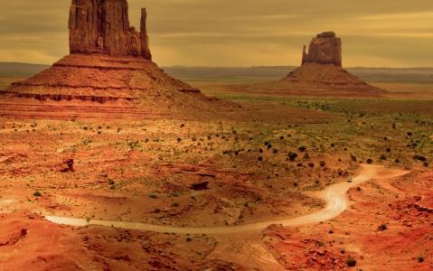 activity Visite de Monument Valley