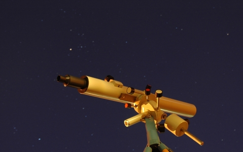activity Soirée d'observation des étoiles au télescope