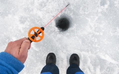 activity Pêche sous la glace