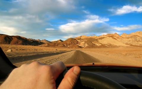 activity Sur la route du désert du Nevada