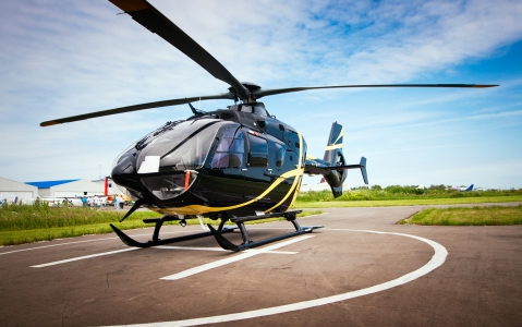 activity Survol d'Oslo en hélicoptère