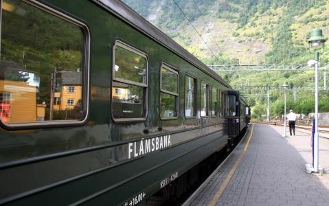 activity Train historique de Flåmsbana