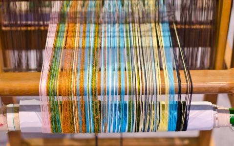 activity Visite d'une fabrique de tapis en soie
