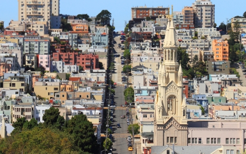 activity Visiter San Francisco en gocar
