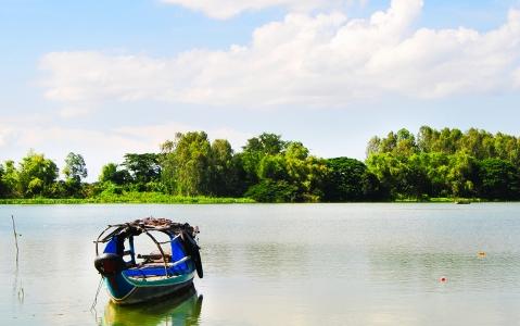 activity Croisière en bateau sur la rivière Ea Krong