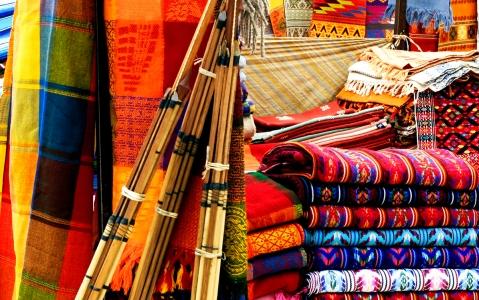 activity Le Marché Indien de Quetzaltenango