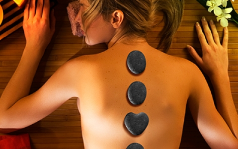 activity Massage dans un institut