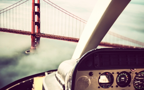 activity Survol de San Francisco en hélicoptère