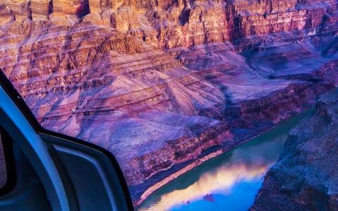 activity Survol du Canyon