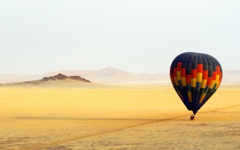 activity Survol en Montgolfière du désert du Namib