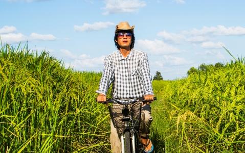 activity Vélo à Ky Son