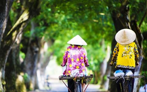 activity Vélo le long de la rivière Boi
