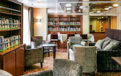 hotel Bateau Endeavour de Quark Expeditions