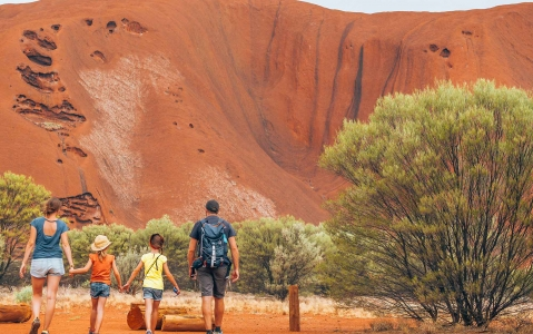 activity Visiter le Parc National d'Uluru
