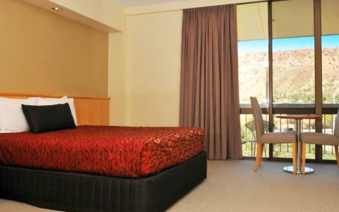 hotel Lasseters - Alice Springs
