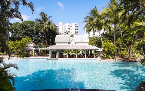hotel Novotel Oasis Resort - Cairns