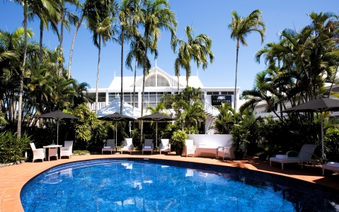 hotel The Hotel - Cairns