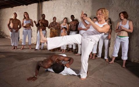 activity Cours de capoeira