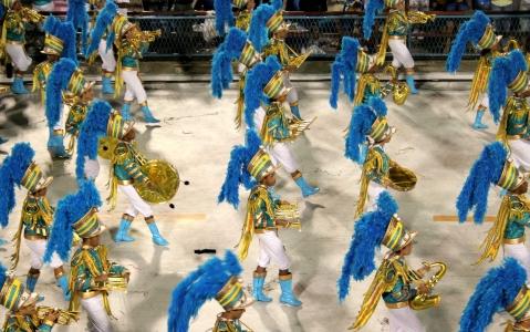 activity Samba et carnaval à rio