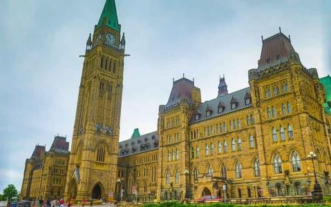 activity Visite guidée privée d'Ottawa à pied et en français