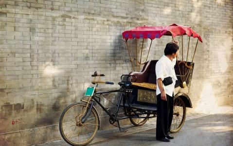 activity Balade à vélo ou en pousse-pousse à Pékin