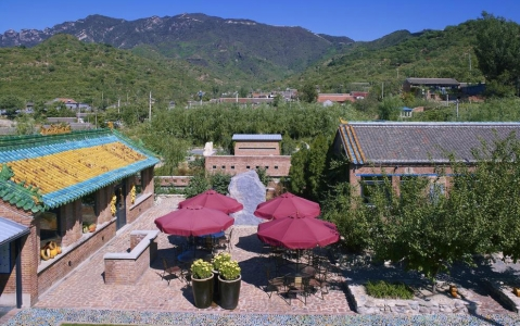 hotel Brickyard Retreat at Mutianyu Great Wall  - Pékin