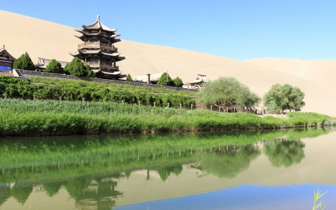 hotel Dunhuang Silk Road Hotel - Dunhuang