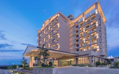 hotel Formosan Naruwan Galaxy Hotel - Taitung