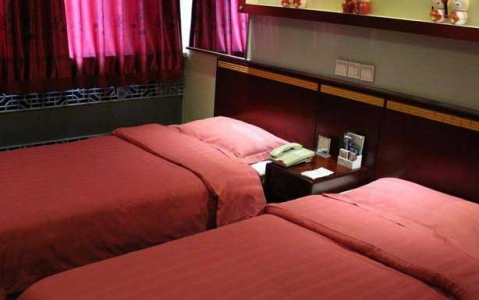 hotel Huguosi Hotel - Pékin