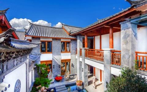 hotel Lux Tea Horse Road Lijiang