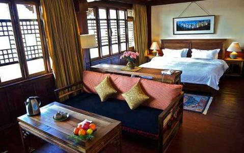 hotel Songtsam Linka Shangri La
