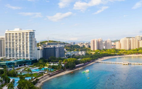 hotel SSAW Boutique Hotel - Sanya